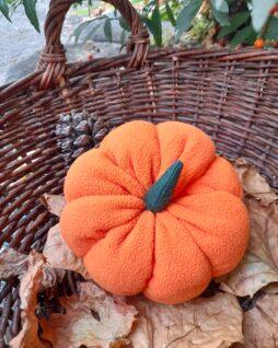 Citrouille décorative – Classique orange XL